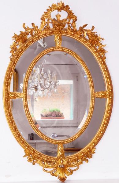 Stil: 18./19. Jahrhundert, oval