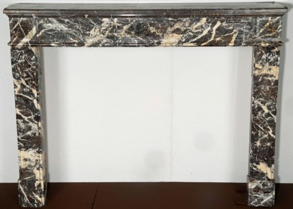 Stil: Louis XVI Farbe: grau Ausführung: Marmor