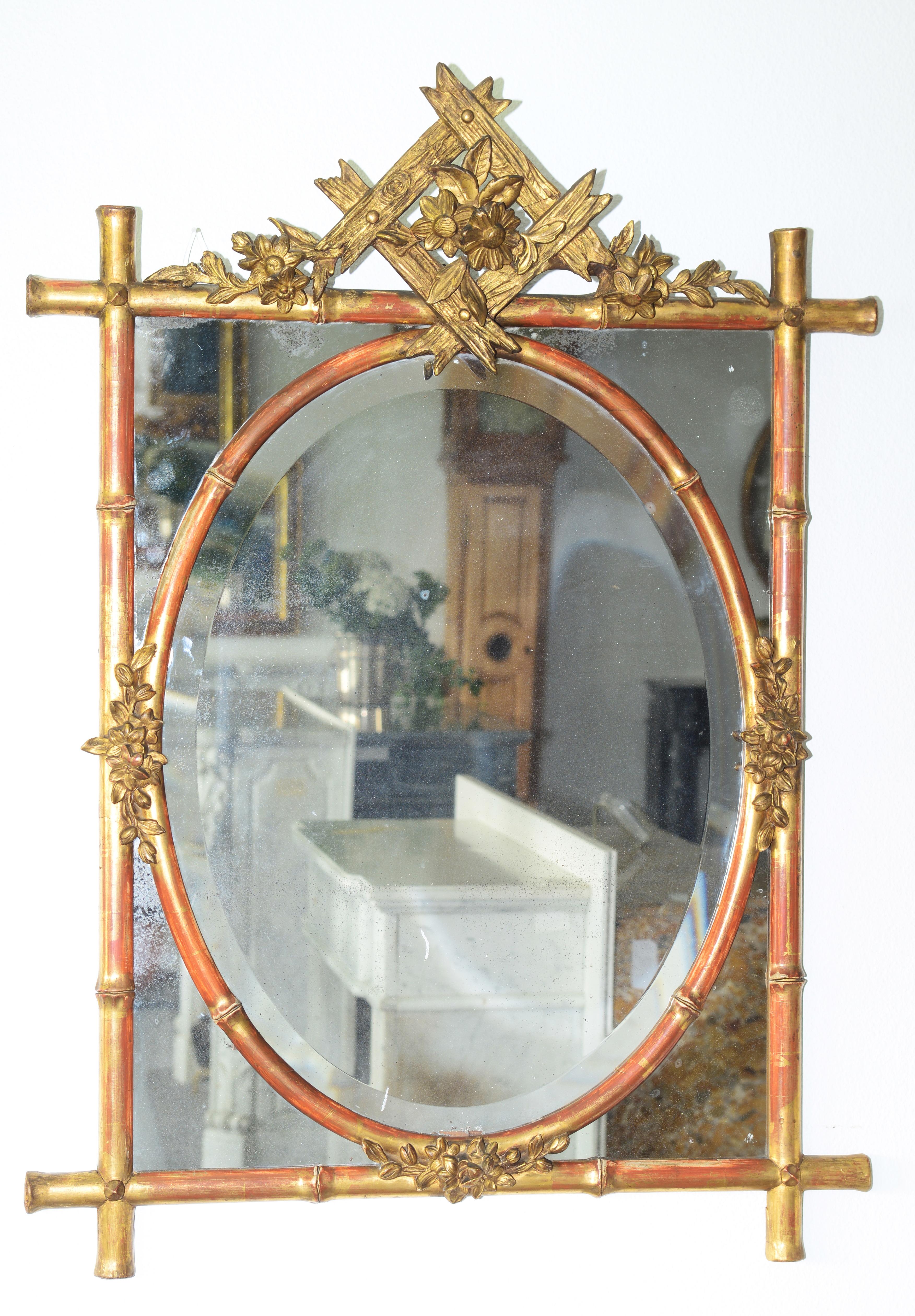 Antiker Spiegel - M 584 | Antike Spiegel | Oellers Antik ♢ Antike ...
