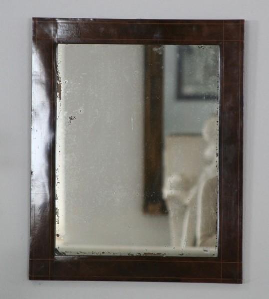 biedermeier-spiegel aus dem 19. jahrhundert